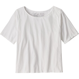 Patagonia Cotton in Conversion Tee Women white